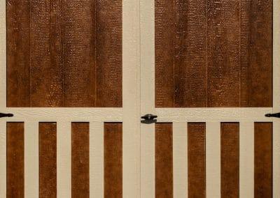 Garden Shed Door | Cardinal Portable Buildings