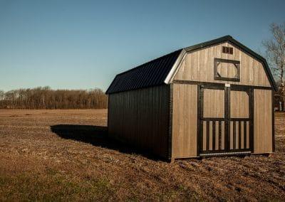 Lofted Barn | Cardinal Portable Buildings