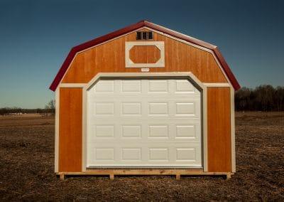 Lofted Garage   Cardinal Portable Buildings