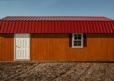 Lofted Garage | Cardinal Portable Buildings