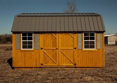 Lofted Garden Shed | Cardinal Portable Buildings