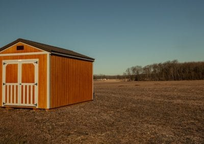 Utility Shed | Cardinal Portable Buildings