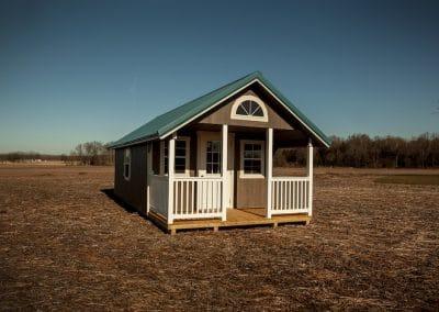 Victorian Cabin | Cardinal Portable Buildings